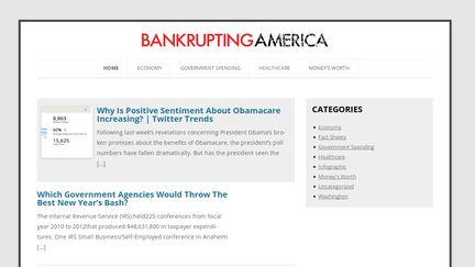 BankruptingAmerica.org