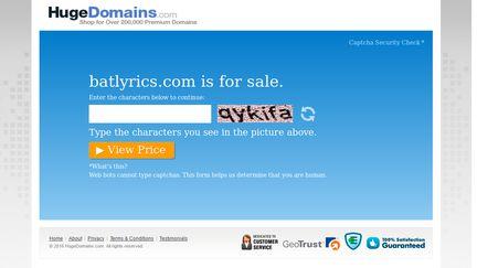 Batlyrics.com