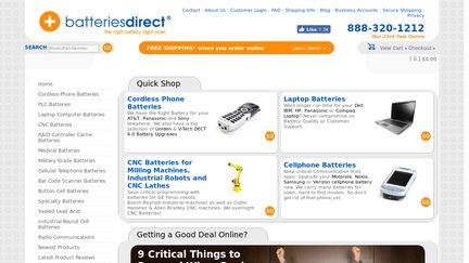 Batteries Direct