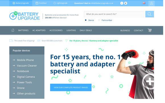 BatteryUpgrade.co.uk