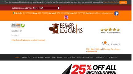 BeaverLogCabins