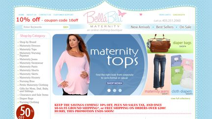 BellaBluMaternity