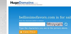 Bellissimofavors.com