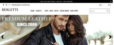 Berlettileather.com