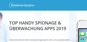 TOP Handy Spionage & Spion Software