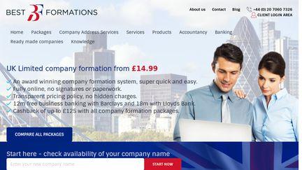 BestFormations.co.uk