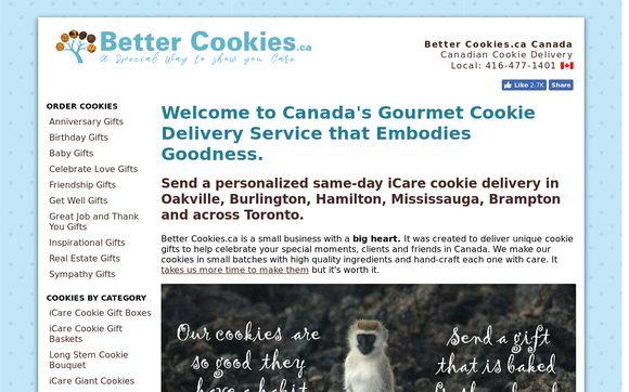 Better Cookies .ca