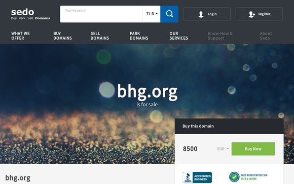 Bhg.org