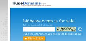 Bid Beaver