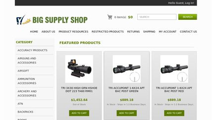 BigSupplyShop