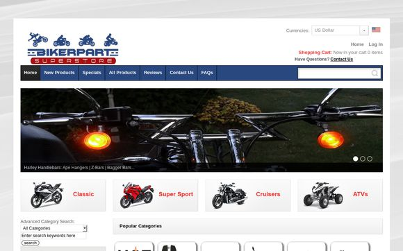 BikerParts-Superstore