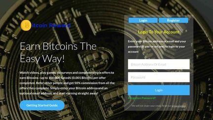 BitcoinReward