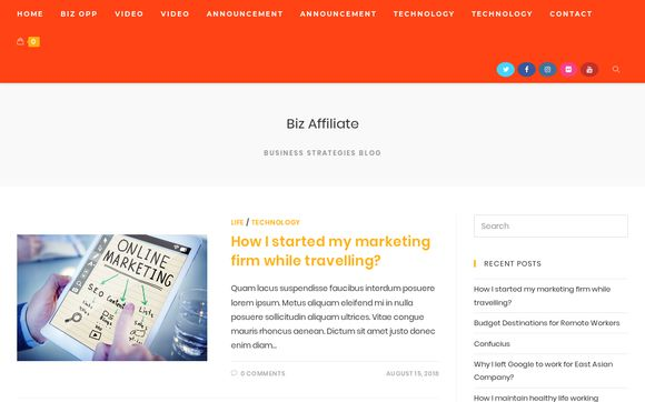 BizAffiliate.net