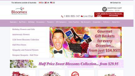 Bloomex.com.au