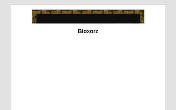 Bloxorz.org.uk