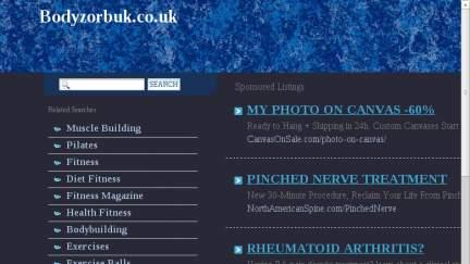 Bodyzorbuk.co.uk