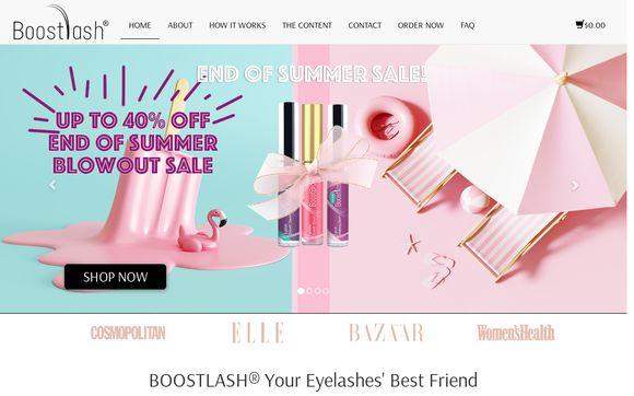 Boostlash Eyelash Growth Serum