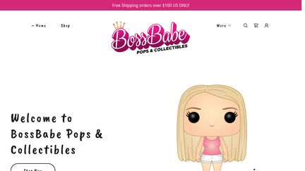 BossBabe Pops & Collectibles