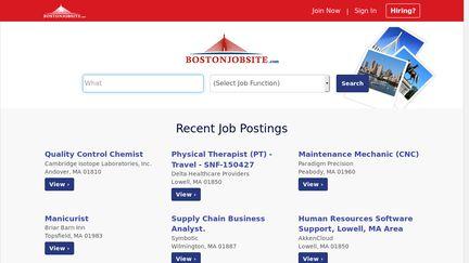 BostonJobSite