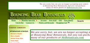 Bouncing Bear Botanicals