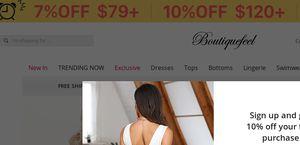 0122e20e5a2 Boutiquefeel Reviews - 107 Reviews of Boutiquefeel.com