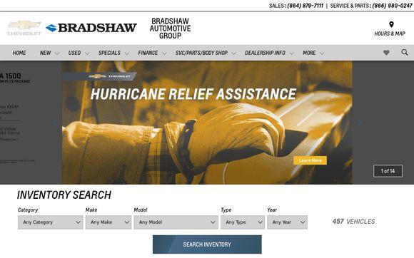 Bradshaw Automotive Group