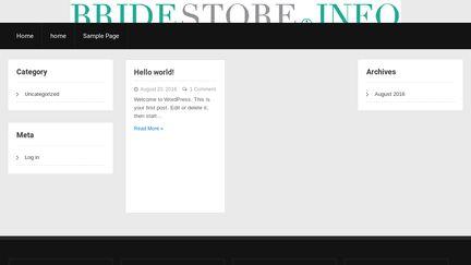 BrideStore.info