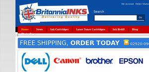 Britannia Inks