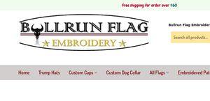 Bullrun Flag