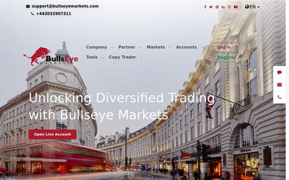 Bullseyemarkets.com