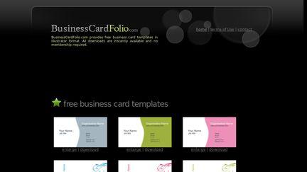 Businesscardfolio.com
