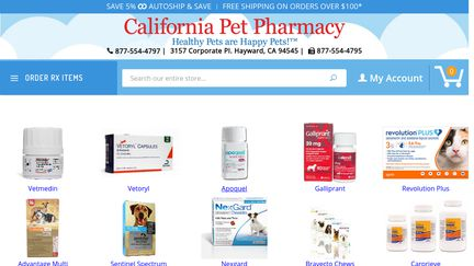California Pet Pharmacy