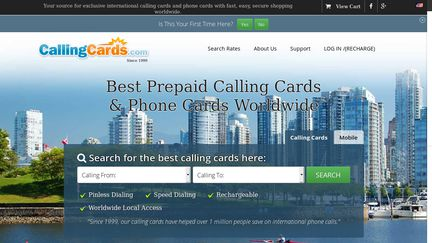 CallingCards.com