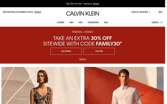 Calvinklein.ca