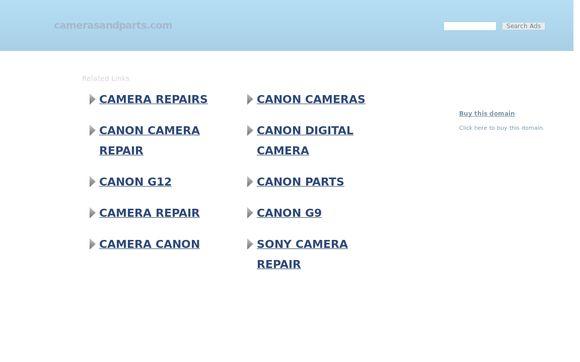 CamerasAndParts