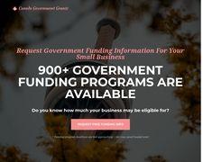 CanadaGovernmentGrants.org