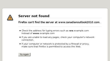 Canadianoutlook2010.com