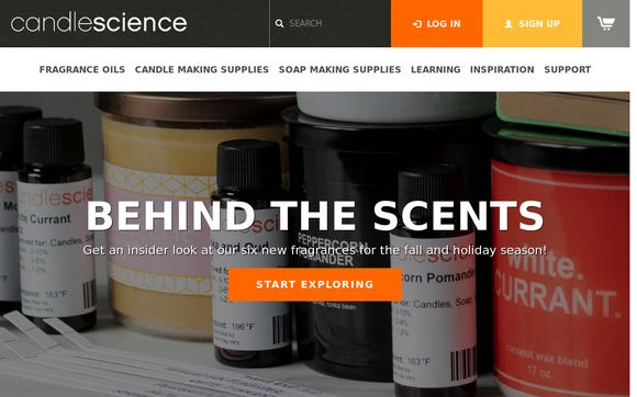 Candle Science