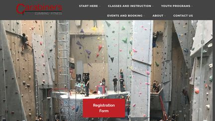 Carabiner's Climbing and Fitness