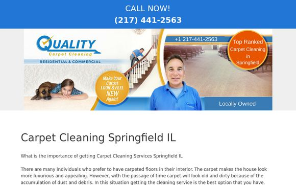 Carpetcleaningspringfieldil.us