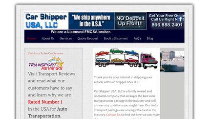 Car Shipper USA