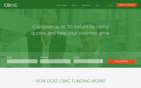 CBAC Funding