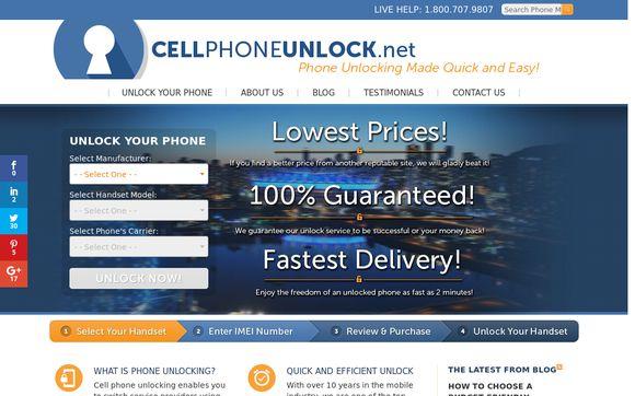 CellphoneUnlock.net