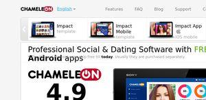 chameleon ster social network dating software