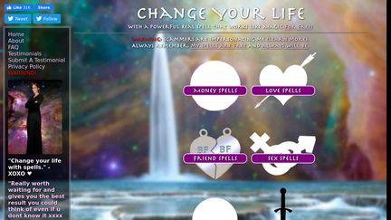 Change Your Life Spells