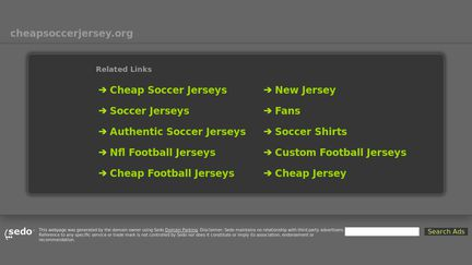 CheapSoccerJersey.org