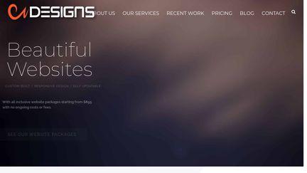 Cheap Website Designs