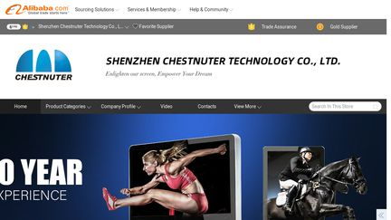 Shenzhen Chestnuter Technology