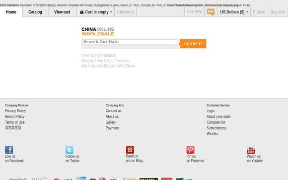 ChinaWholesaleOnline.org