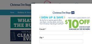 ChristmasTreeShops